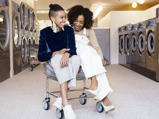 Why These Sisters Want to Make Their Laundromat Your New Favorite Hangout Spot