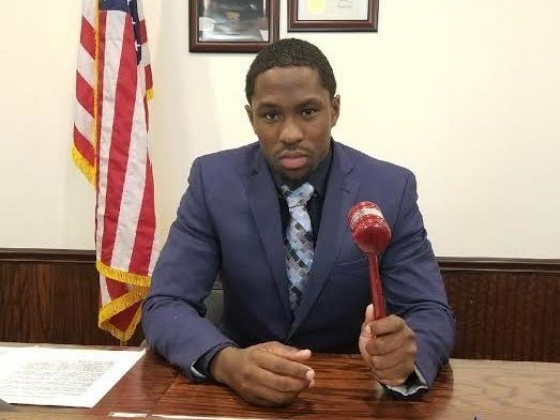At 27, Hanif Johnson Is The Youngest District Judge In Pennsylvania